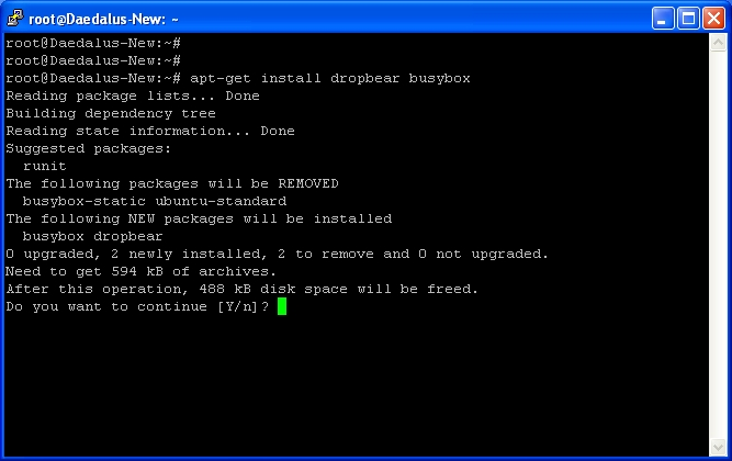 Ubuntu 12.04 Decrypt Drive Remotely